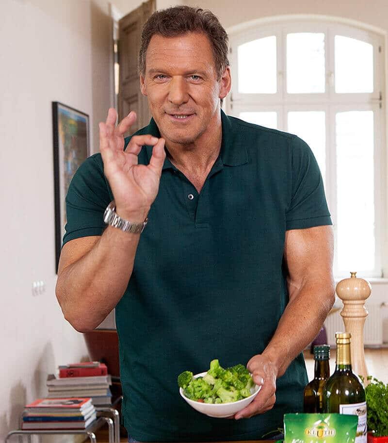 Ralf Moeller vegan
