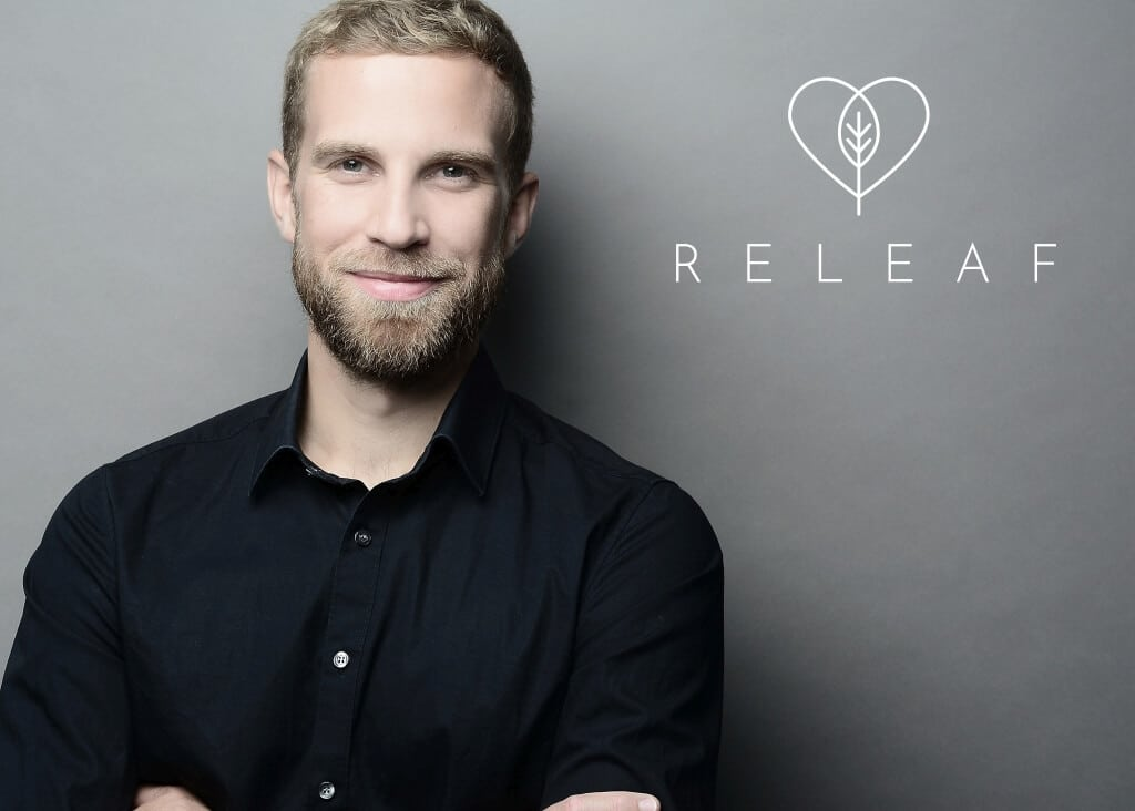 Bennet Müllem / Gründer von Releaf