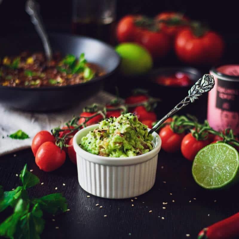 Guacomole vegan Rezept (5)
